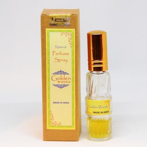 Body Perfume - Golden Wood