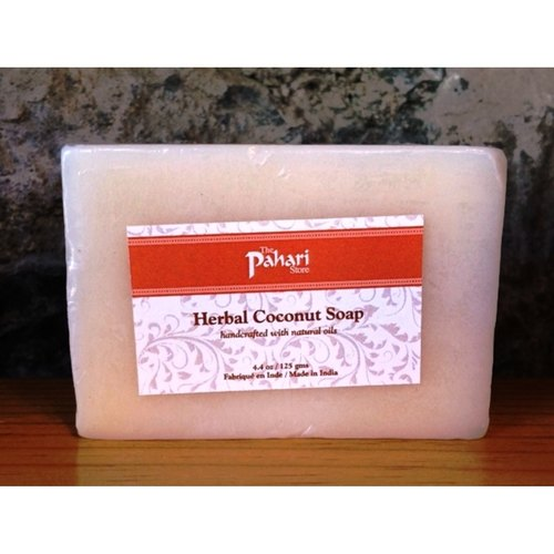 TPS Herbal Coconut Soap 125g