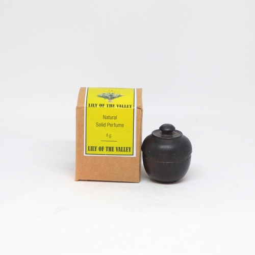 Beeswax Solid Perfume - Lily of the Valley