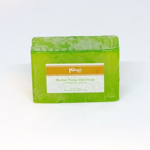 Neem Tulsi Herbal Soap 125g