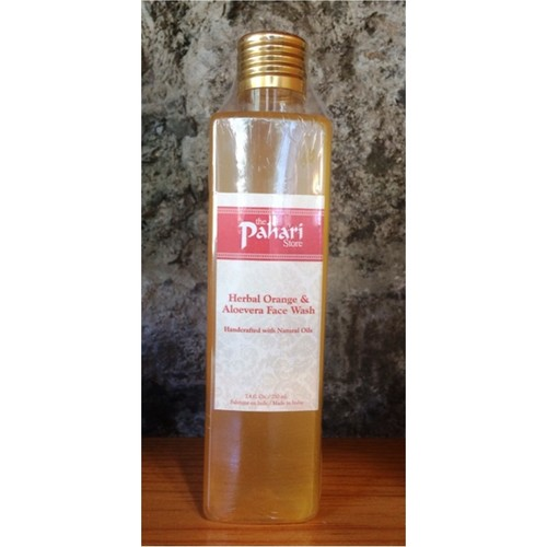 TPS Herbal Orange & Aloevera Face Wash 210ml