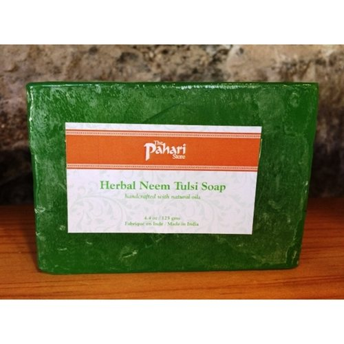 TPS Herbal Neem Tulsi Soap 125g