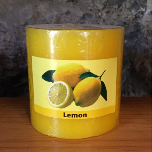 Lemon Scented Pillar