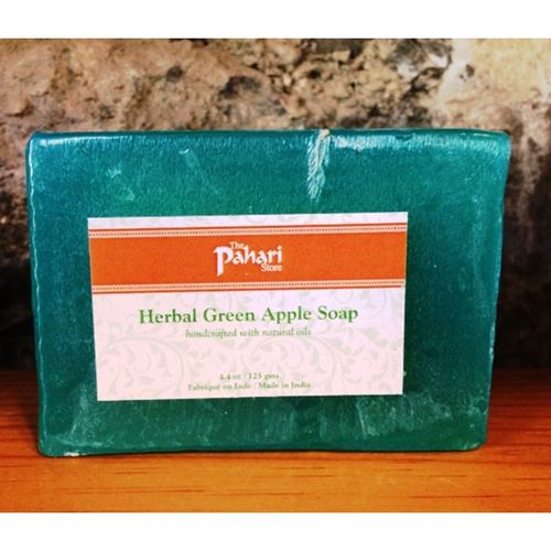 Herbal Green Apple Soap