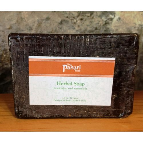 Herbal Scrub Soap