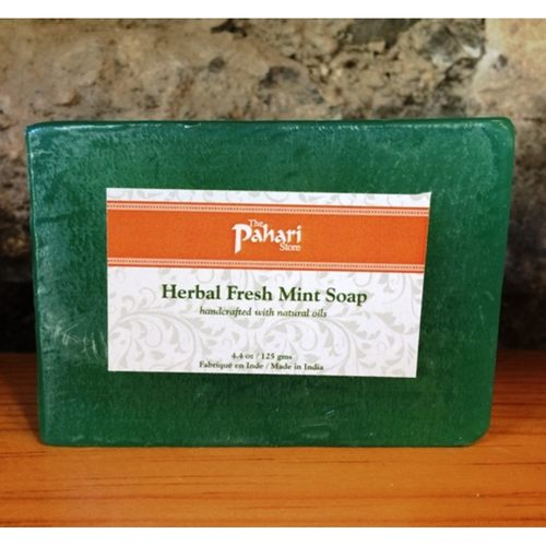 Herbal Fresh Mint Soap