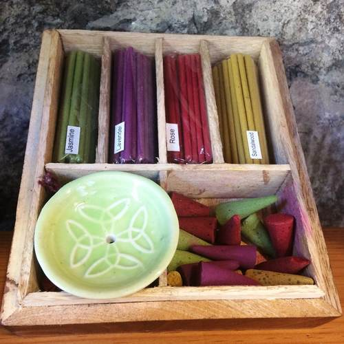 Assorted Incense Gift Box
