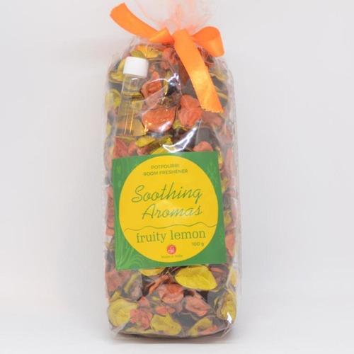 TPS Natural Fruity Lemon Potpourri 100g