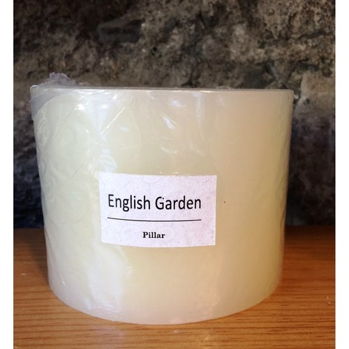 English Garden Hurricane Candle 350g