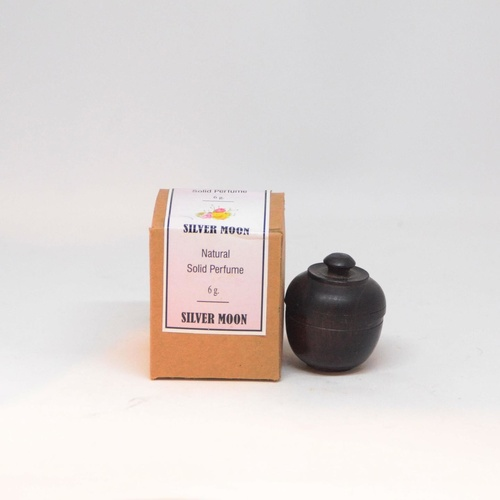 Beeswax Solid Perfume - Silvermoon