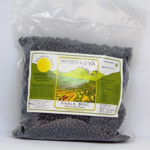 Himkhadya Black Soya Bean (Kaala Bhatt)