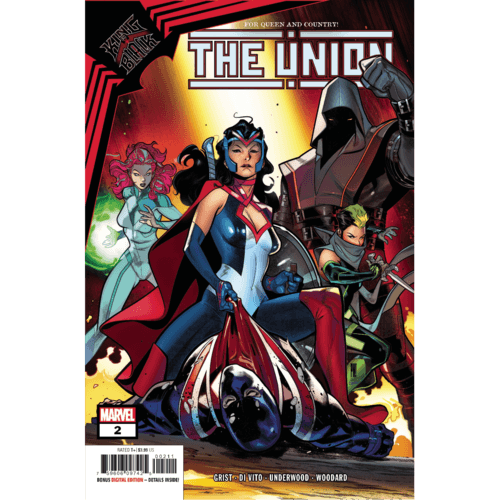 THE UNION #2 (OF 5)