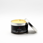 AuraDecor Musk Melon Tin Candle