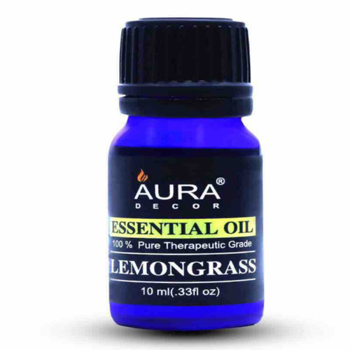 AuraDecor 100% Pure LemonGrass Oil ( 10ml )