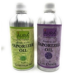 AuraDecor Pack of 2 Lemongrass & Lavender Vaporiser Oil 1 ltr each