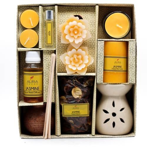 AuraDecor Aroma Diffuser Gift Set  Combo Pack