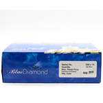 Blue Diamond Festive Candles Pack of 15