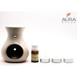 AuraDecor Vanilla Caramel Aroma Diffuser