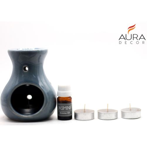 AuraDecor Jasmine Aroma Diffuser  10ml Jasmine