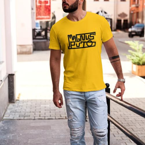 The Magnus Puto Round Neck Tshirt
