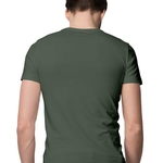 Old School Gym Round Neck Tshirt