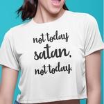 Satan Crop Top