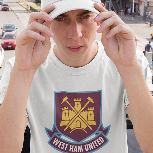 WestHam United Round Neck Tshirt