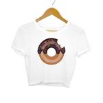 Doughnut Crop Top