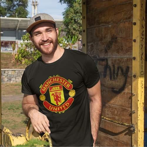 Manchester United FC Round Neck Tshirt
