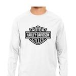 Harley Motorcycles Full Sleeves Tshirt