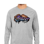 Street Life Graffiti Full Sleeves Tshirt