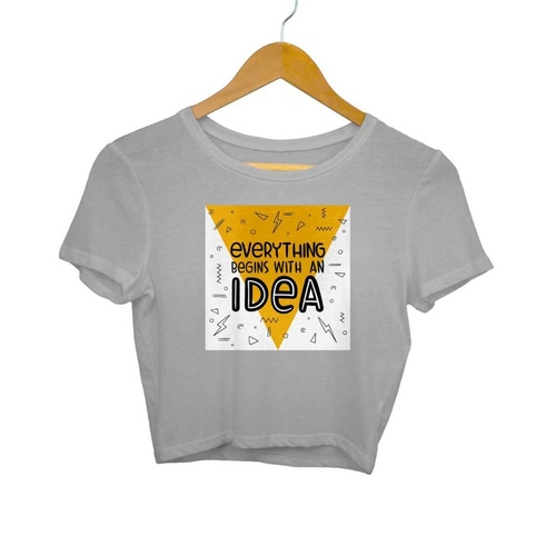 Idea Crop Top
