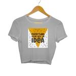 Idea Crop Top