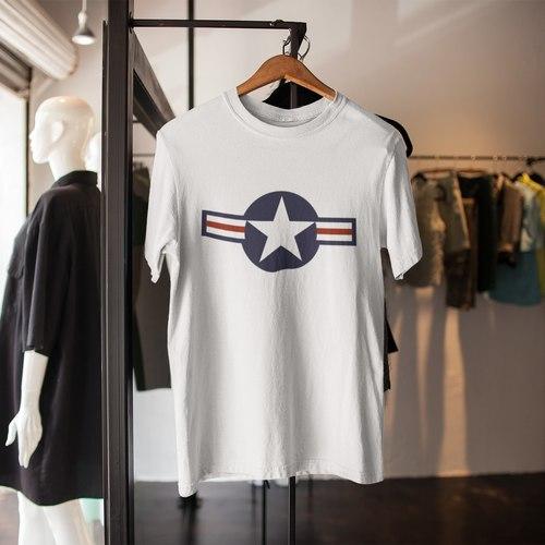 US Navy Round Neck Tshirt
