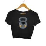 Find Your Fire Crop Top