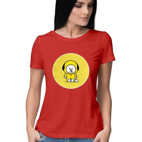 Chimmy Chim Chim Round Neck Top