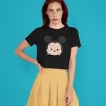 Tsum Head Minnie Mouse