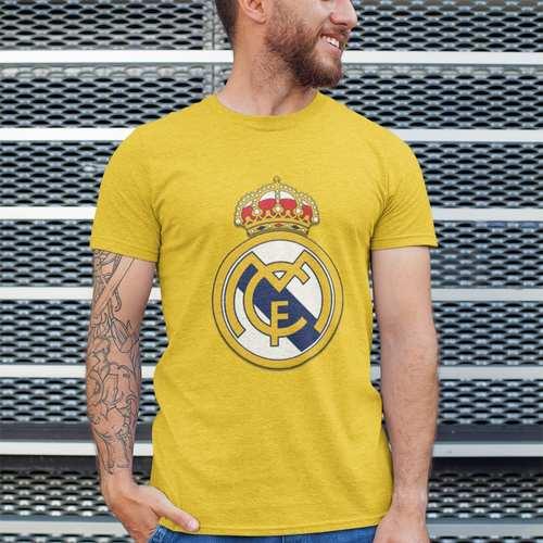 Real Madrid FC Round Neck Tshirt