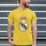 Real Madrid FC Round Neck Tshirt