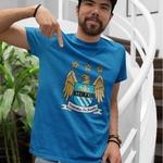 Manchester City Round Neck Tshirt