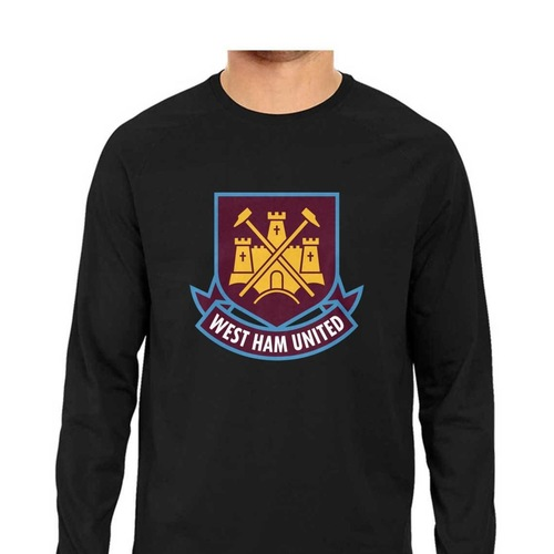 WestHam United Full Sleeves Tshirt