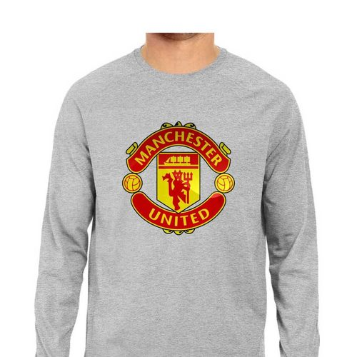 Manchester United Full Sleeves Tshirt