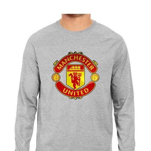 Manchester United Full Sleeves Tshirt