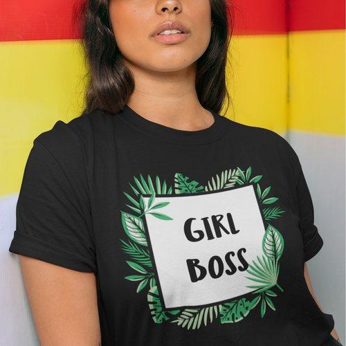 The Girl boss Tshirt