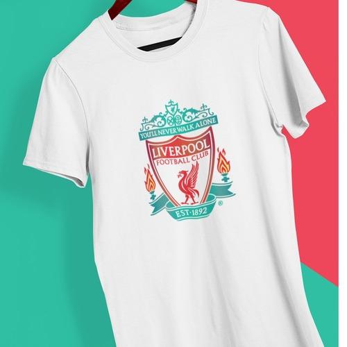 Liverpool FC Round Neck Tshirt
