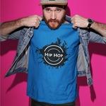 Hip Hop Round Neck Tshirts