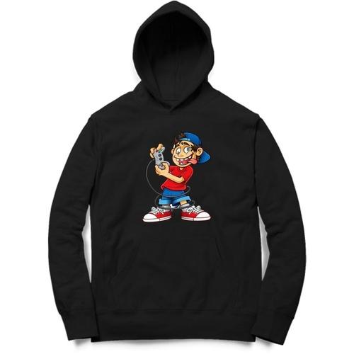 Gameboy Cartoon Hoodie