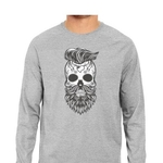 Graffiti Skull Full Sleeves Tshirt