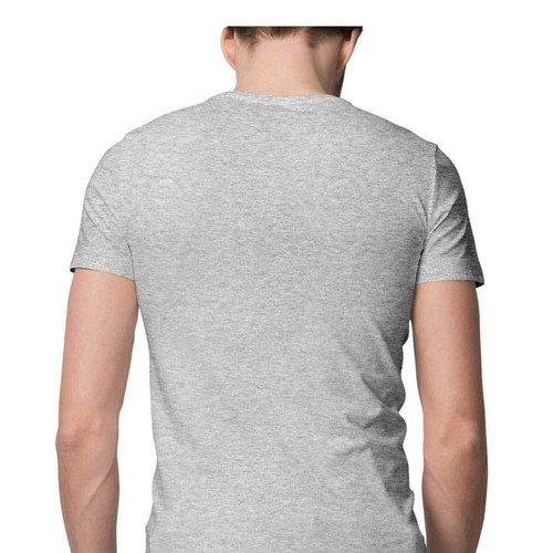 Mens Printed Round Neck Tshirt