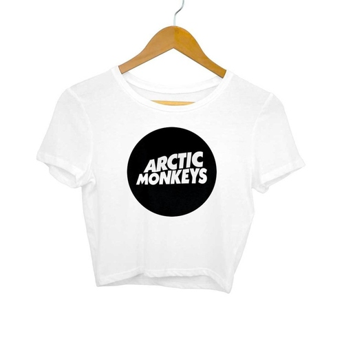 Arctic Monkeys Crop Top